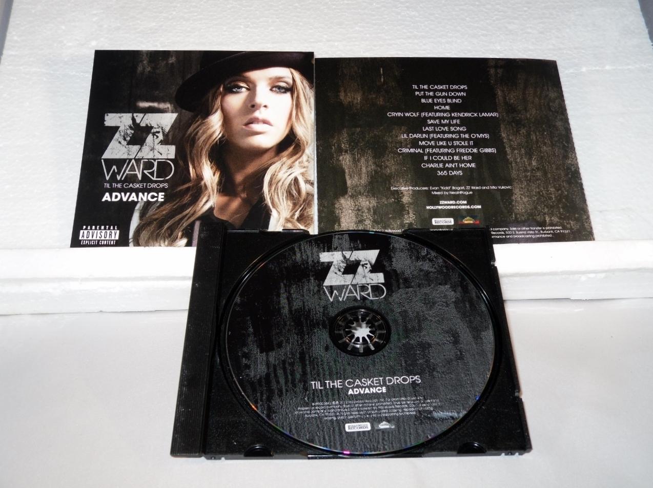 ZZ Ward - Til the Casket Drops Album Sampler - YouTube